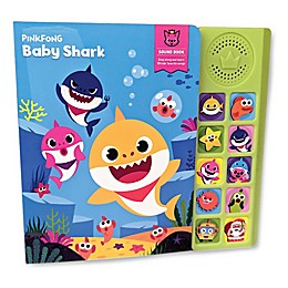 "Pinkfong ""Baby Shark"" Sound Book"