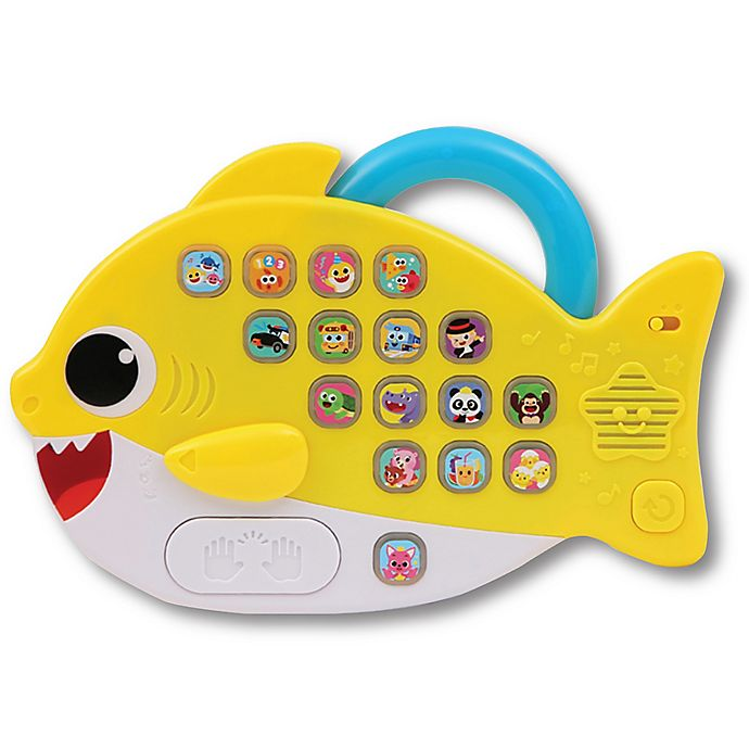 Alternate image 1 for Pinkfong Baby Shark Melody Pad