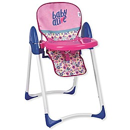 Hauck Baby Alive® Doll Deluxe High Chair