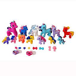 Gi-Go Toy Wonder Unicorn 14-Piece Mega Toy Set