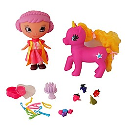 Gi-Go Wonder Pony Land 6-Inch Doll with Unicorn