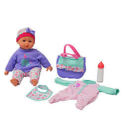 Gi-Go Toy 5-Piece Baby Doll Gift Set with Accessories