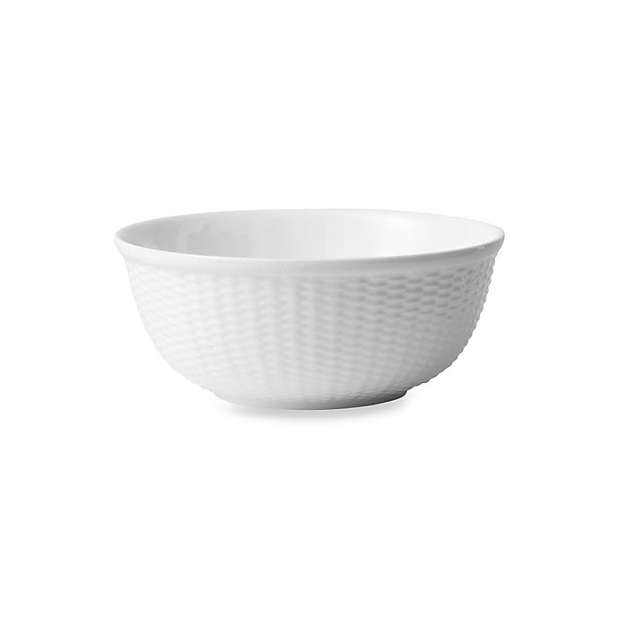 Alternate image 1 for Wedgwood® Nantucket Basket 6-Inch Stacking Bowl