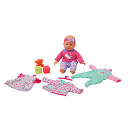 Gi-Go Toy 6-Piece My LiL Wardrobe Baby Doll Set