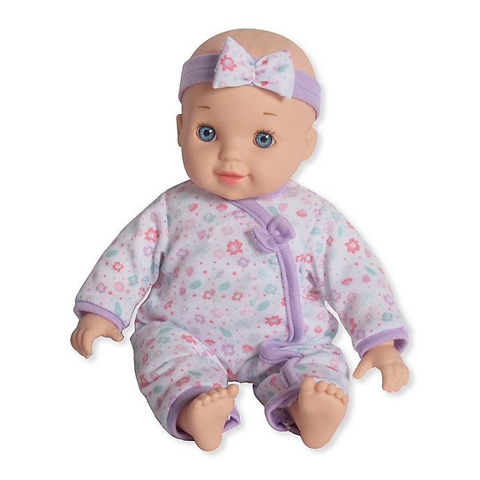 Alternate image 1 for Gi-Go Toy Dream Collection Chatter & Coo Baby Girl Doll