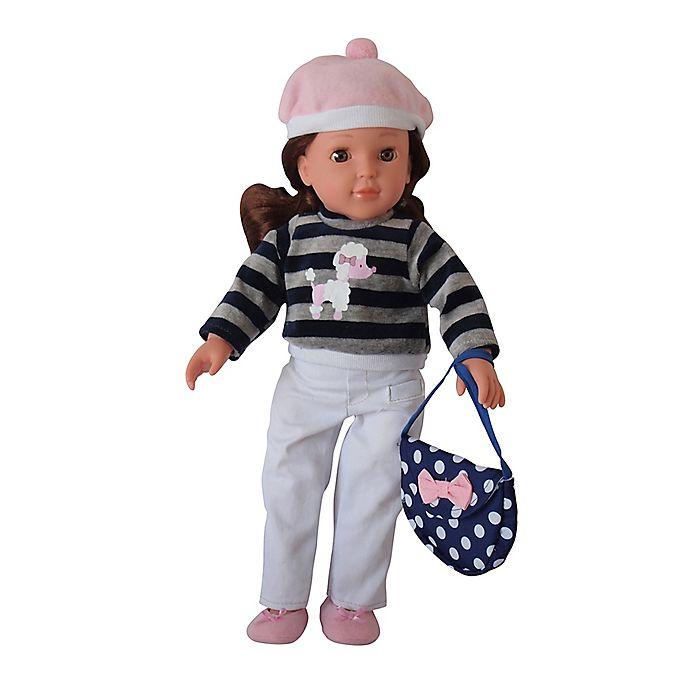 Alternate image 1 for Gi-Go 18-Inch Parisian Fashion Doll