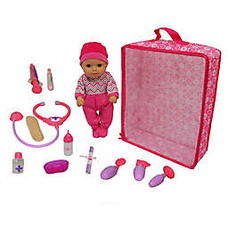 Gi-Go 10-Piece Get Well Baby Doll Set