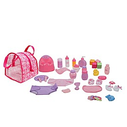 Gi-Go 30-Piece Baby Doll Toy Accessories Set