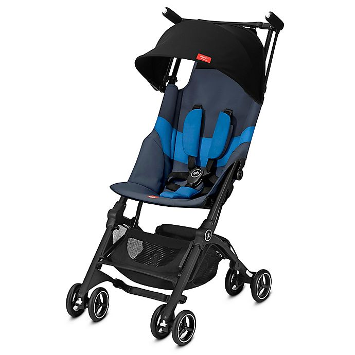 Alternate image 1 for GB Pockit+ All Terrain Compact Stroller