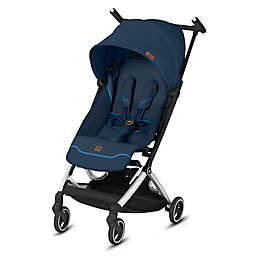 GB Pockit+ All City Compact Stroller in Velvet Black