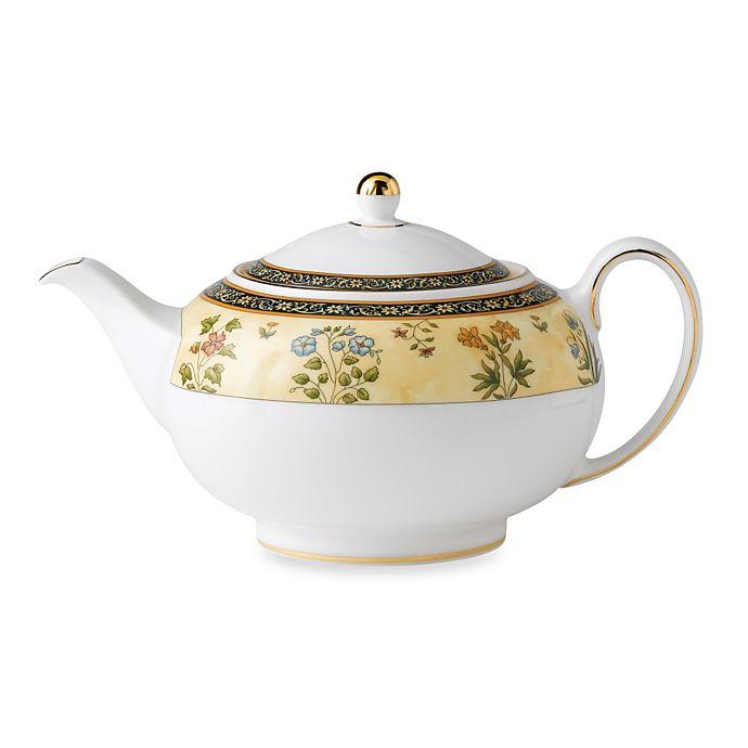 Alternate image 1 for Wedgwood® India Teapot