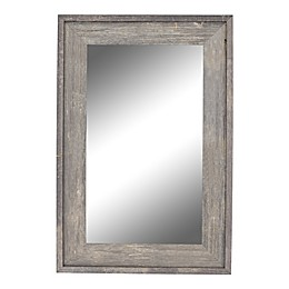 Hitchcock-Butterfield Farmstead 43.25-Inch x 55.25-Inch Wall Mirror