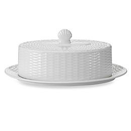 Wedgwood® Nantucket Basket Covered Butter Dish