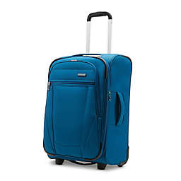 American Tourister® Blast XLT 28-Inch Softside Upright Checked Luggage in Aqua Blue