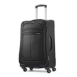 American Tourister® DeLite 3 Softside Spinner Checked Luggage