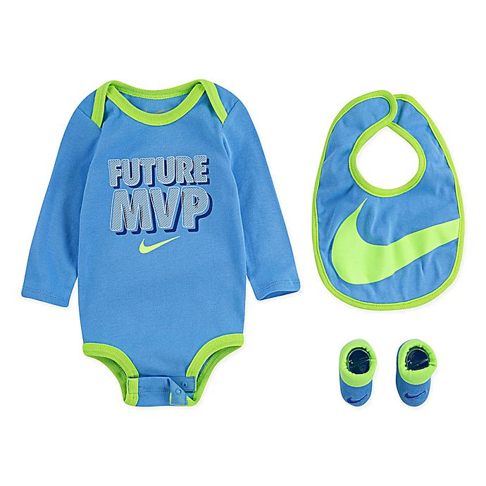 Alternate image 1 for Nike® 3-Piece \