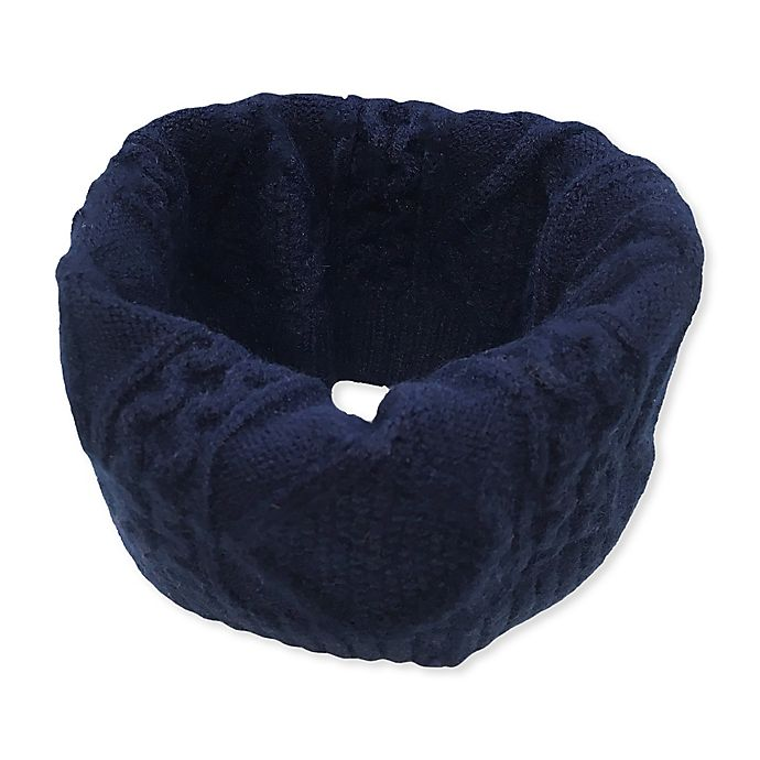 Alternate image 1 for NYGB™ Fisherman Cable Infinity Scarf
