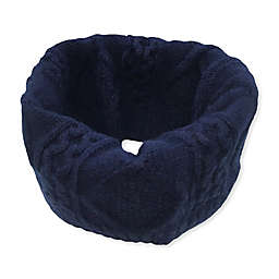 NYGB™ Fisherman Cable Infinity Scarf in Navy