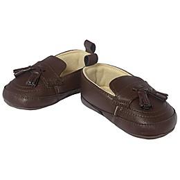 Little Me® Loafer in Chestnut