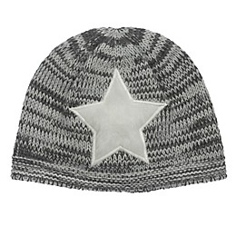 So'Dorable Star Beanie in Grey