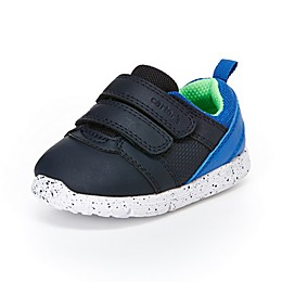 carter's® Relay Sneaker in Navy/Lime