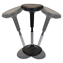Uncaged Ergonomics® Metal Swivel Office Chair