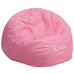 Flash Furniture Personalized Kids Bean Bag Chair