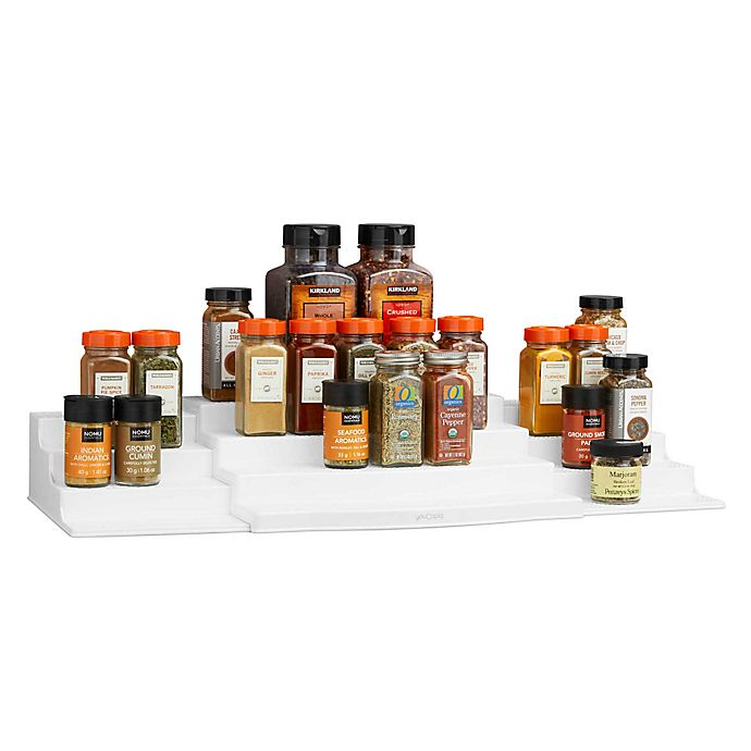 Alternate image 1 for YouCopia® SpiceSteps Spice Rack Collection