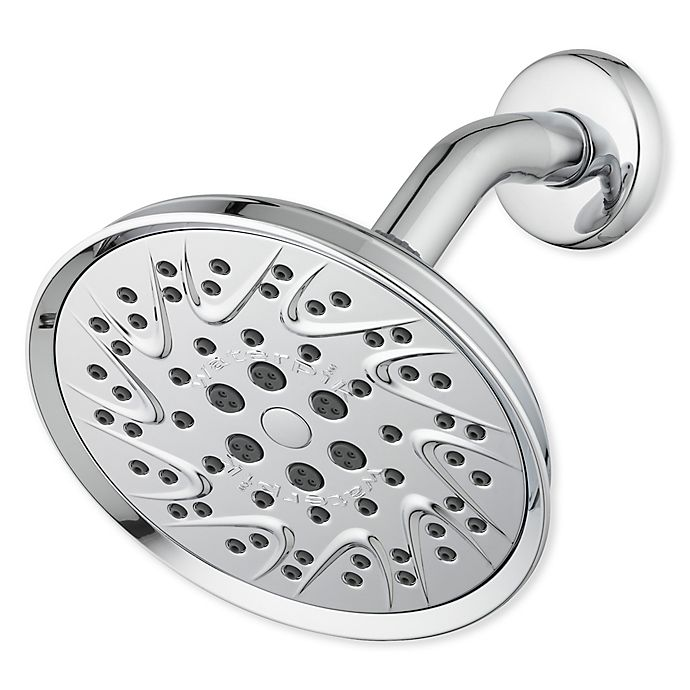 Alternate image 1 for Waterpik® RainFall 1-Spray Showerhead in Chrome