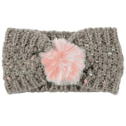 Addie & Tate Knit Cable Headband