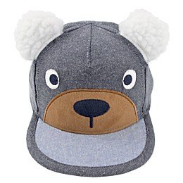 Addie & Tate 3D Bear Hat
