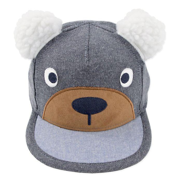 Alternate image 1 for Addie & Tate 3D Bear Hat
