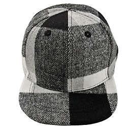 Addie & Tate Buffalo Plaid Hat