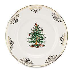 Spode® Christmas Tree Gold Salad Plate (Set of 4)