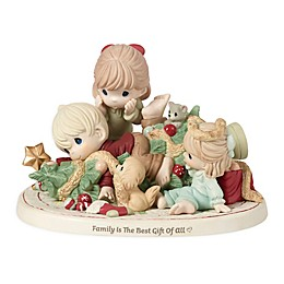 Precious Moments® Family Christmas Chaos Limited Edition Figurine