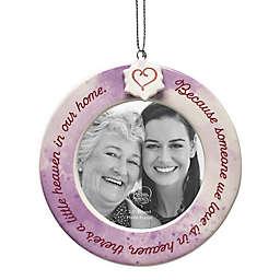 Precious Moments® Memorial Photo Frame Ornament