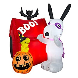 Airblown® Inflatables Snoopy Halloween House
