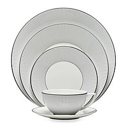 Wedgwood® Jasper Conran Dinnerware Collection in Blue Stripe