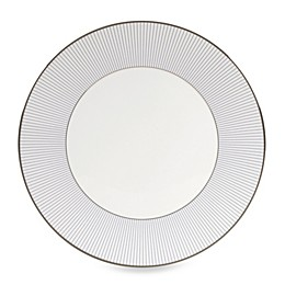 Wedgwood® Jasper Conran Bread and Butter Plate in Blue Stripe