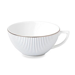 Wedgwood® Jasper Conran Teacup in Blue Stripe