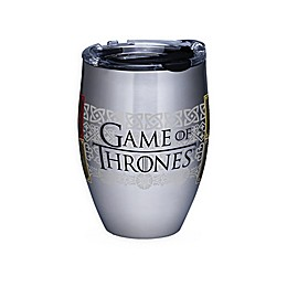 Tervis® Game of Thrones House Sigils 12 oz. Stainless Steel Stemless Wine Glass with Lid