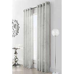 Commonwealth Home Fashions Triston Grommet Window Curtain Panel (Single)