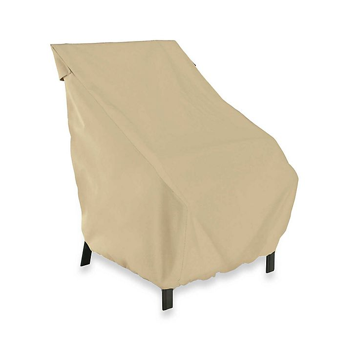 Alternate image 1 for Classic Accessories® Terrazzo Patio Chair Cover in High Back