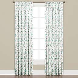 Gentle Wind 95-Inch Rod Pocket Window Curtain Panel in Jade