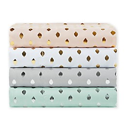 Intelligent Design Metallic Dot Printed Sheet Set
