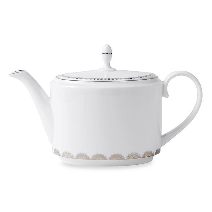Alternate image 1 for Vera Wang Wedgwood® Flirt Teapot