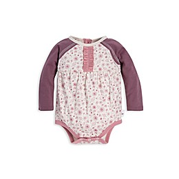 Burt's Bees Baby® Organic Cotton In the Orchard Bodysuit in Ivory