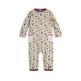 Burt's Bees Baby® Organic Cotton Veggies Coverall in Pink