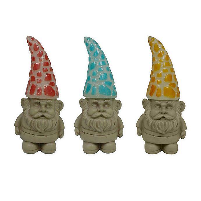 Alternate image 1 for Solar Resin Gnome
