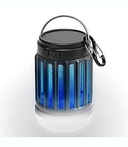 Linterna matainsectos de luz solar portátil PIC® en negro